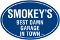NEW - Smokey's Shop Sign